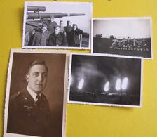 Amiens Longueau Flak DCA Luftwaffe Aviation Allemande Tués Le 19 Juin 1940 - Documents