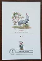 Etats-Unis - CM 1982 - YT N°1389 - Faune Et Flore Officielles Des Etats De L'Union / Delaware - Maximumkarten (MC)