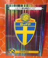 EURO 2012 POLAND-UKRAINE PANINI N. 427 SVERIGE  NEW NUOVA CON VELINA - Panini