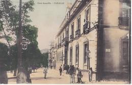 POSTAL DE CARACAS DE LA CASA AMARILLA (JOYERIA LA PERLA) (VENEZUELA) - Venezuela