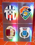 CALCIATORI 2012-2013 N. 704 SAVONA - VALLEE D'AOSTE  NEW NUOVA CON VELINA - Panini