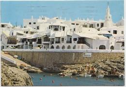 MENORCA, San Luis, Binibeca Vell, Spain, Used Postcard [21839] - Menorca