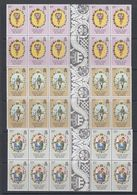 Falkland Islands 1981 Royal Wedding 3v 10x ** Mnh (40562D) - Falklandeilanden