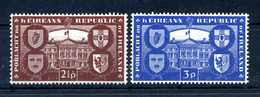 1949 IRLANDA SET MNH ** - 1937-1949 Éire
