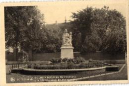 BELGIQUE - FLANDRE ORIENTALE - MERELBEKE - BOTTELARE - BOTTELAERE - St Anna Beeld En De Pastorij . - Merelbeke