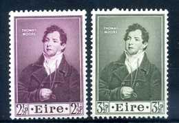 1952 IRLANDA SET MNH ** - 1949-... Repubblica D'Irlanda