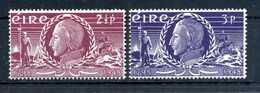 1948 IRLANDA SET MNH ** - 1937-1949 Éire
