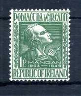 1949 IRLANDA SET * - 1949-... Repubblica D'Irlanda