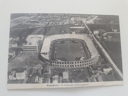 Bologna Littoriale Comunale Cartolina Stadio Postcard Stadion AK Carte Postale Stade Estadio (1929) - Calcio