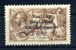 1922-28 IRLANDA 2/6 Bruno * - 1922-37 Irish Free State