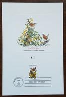 Etats-Unis - CM 1982 - YT N°1421 - Faune Et Flore Officielles Des Etats De L'Union / Caroline Du Sud - Maximumkarten (MC)