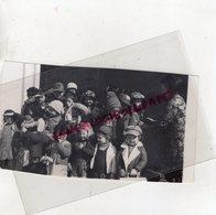87 - ST SAINT GERMAIN LES BELLES- L' ECOLE  PHOTO ORIGINALE - Métiers