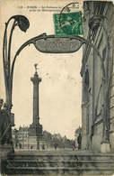 PARIS METRO Station Bastille - Metro, Estaciones