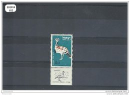 ISRAEL 1963 - YT PA N° 34 NEUF SANS CHARNIERE ** GOMME D'ORIGINE LUXE - Airmail