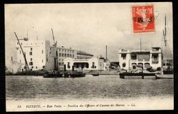BIZERTE - Baie Ponty - Pavillon Des Officiers Et Caserne Des Marins - Tunisia