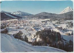 Wintersportplatz, Seefeld, 1200 M, Austria, 1975 Used Postcard [21841] - Seefeld