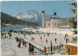 """Seekirchl"" In Seefeld, 1200 M, Tirol, Austria, Used Postcard [21842] - Seefeld"