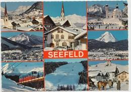 SEEFELD, Austria,1976 Used Postcard [21844] - Seefeld