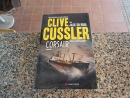 Corsair - Clive Cussler - Books, Magazines, Comics