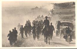 Militaria - Guerre 1939-45 - Russie - In Staud Und Hitze Immer Vorwarts - Guerre 1939-45