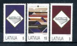1993 LETTONIA SET MNH ** - Lettonia