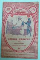 CONTES D'EGYPTE Par Juliette GOUBLET - Collection Les Livres Roses Pour La Jeunesse - N°476 - Livres, BD, Revues