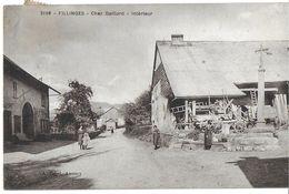 FILLINGES 74 HAUTE-SAVOIE 3196 CHEZ BAILLARD  INTÉRIEUR EDIT. BAUD - Francia