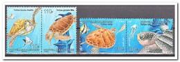 Nieuw Caledonië 2015, Postfris MNH, Turtles, Sealife - Nieuw-Caledonië