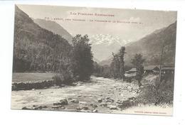 09/ ARIEGE... AUZAT, Près Vicdessos. Le Vicdessos Et Le Montcalm - France