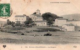 Environs D'Olliergues-le BRUGERON - Olliergues