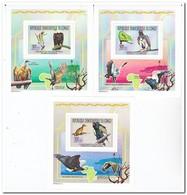 Congo 2011, Postfris MNH, Animals, Birds Of Prey - Ongebruikt