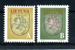 1993 LITUANIA SET MNH ** - Lituania