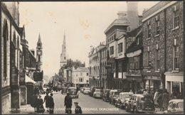 High West Street, Dorchester, Dorset, C.1950 - Salmon RP Postcard - England