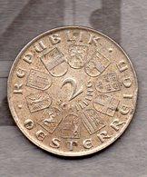 Autriche - 2 Schilling 1929 (silver/argent) - Oesterreich