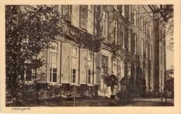 Nederland -Culemborg - Achtergevel, Aarts-Bisschoppelijk, Klein-Seminarie - Culemborg