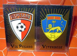CALCIATORI 2002-2003 N. 672 VIS PESARO - VITERBESE  NEW NUOVA CON VELINA - Panini