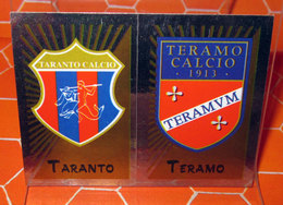CALCIATORI 2002-2003 N. 669 TARANTO - TERAMO  NEW NUOVA CON VELINA - Panini