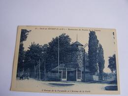Forêt De Sénart - Restaurant Du Moulin De La Galette - Sénart