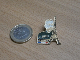 GUSTAVE EIFFEL. PARIS . TOUR EIFFEL. - Celebrities