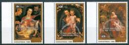 1986 Cook Papa Wojtyla Pope Visit Visite Du Pape Overprinted Natale Christmas MNH** No134 - Cook
