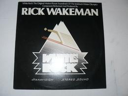N°2833 RICK WAKEMAN. White Rock. - Rock
