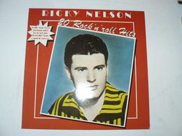 N°1A 062 82749 RICKY NELSON. 20 Rock'n'roll Hits. - Rock