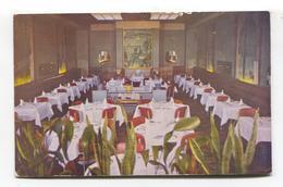 Montreal - Champs-Elysées Restaurant, The Berkeley Hotel, 1188 Sherbrooke St - C1950's - Montreal