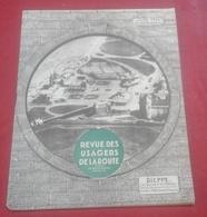 Revue Des Usagers De La Route Juin 1934 Circuit Dieppe 1933 Lehoux Dreyfus Bugatti Lord Hove Delage - Auto