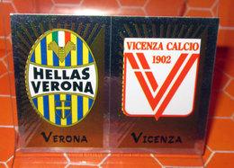CALCIATORI 2002-2003 N. 606  VERONA - VICENZA  NEW NUOVA CON VELINA - Panini
