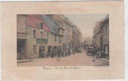 GUINGAMP RUE DES PONTS SAINT MICHEL 1917 - Guingamp