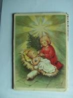 Birth Of Jesus Naissance Christ Noël Christmas - Portretten