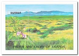 Uganda, Postfris MNH, Flowers - Oeganda (1962-...)