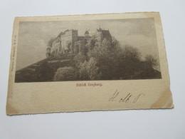 CPA - Schloss LENZBURG - 1900 - AG Argovie