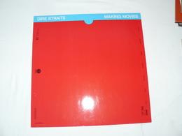 N° 6359 034 DIRE STRAITS. Maiking Movies. - Rock